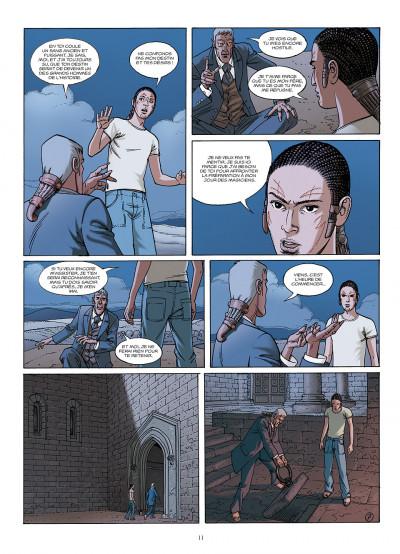 Page 1 le jour des magiciens tome 5 - Le dernier cercle