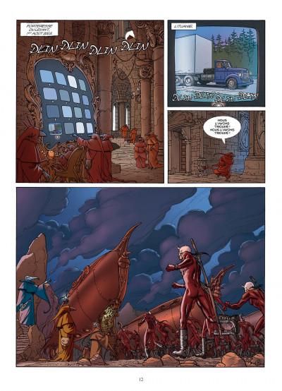 Page 2 le jour des magiciens tome 5 - Le dernier cercle