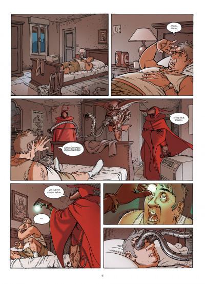 Page 6 le jour des magiciens tome 5 - Le dernier cercle
