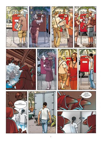 Page 7 le jour des magiciens tome 5 - Le dernier cercle