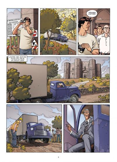 Page 8 le jour des magiciens tome 5 - Le dernier cercle