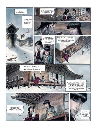 Page 0 la légende des nuées écarlates tome 2