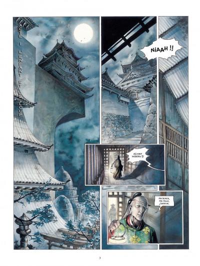 Page 3 la légende des nuées écarlates tome 2