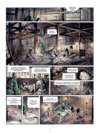Page 4 la légende des nuées écarlates tome 2