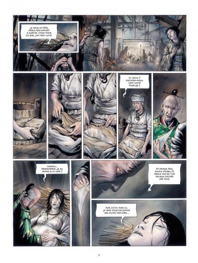 Page 5 la légende des nuées écarlates tome 2