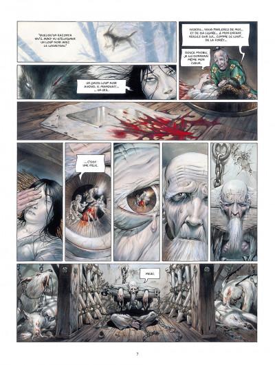 Page 7 la légende des nuées écarlates tome 2