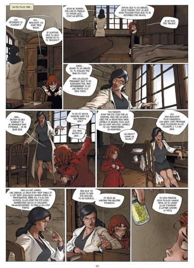 Page 0 le manoir des murmures tome 1 - sarah