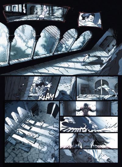 Page 3 le manoir des murmures tome 1 - sarah