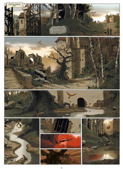 Page 6 le manoir des murmures tome 1 - sarah