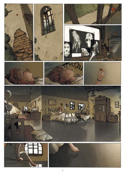 Page 7 le manoir des murmures tome 1 - sarah