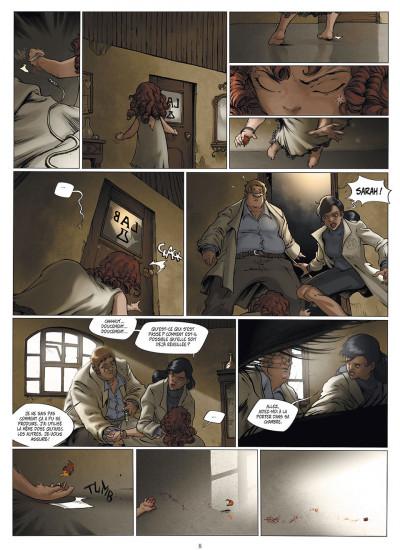 Page 8 le manoir des murmures tome 1 - sarah