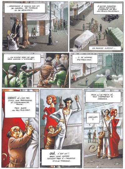 Page 1 pietrolino tome 1 - le clown frappeur