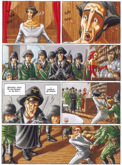 Page 3 pietrolino tome 1 - le clown frappeur