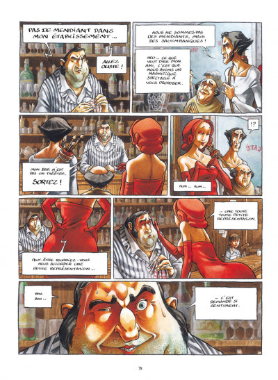 Page 5 pietrolino tome 1 - le clown frappeur