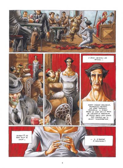 Page 6 pietrolino tome 1 - le clown frappeur