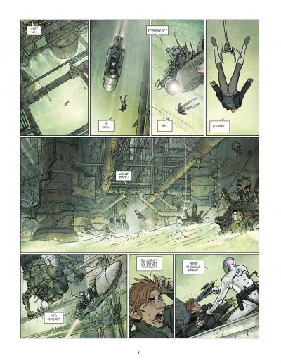 Page 6 final incal tome 1 - les quatre john difool