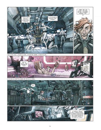 Page 8 final incal tome 1 - les quatre john difool