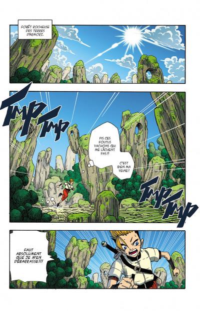 Page 4 pen dragon tome 1