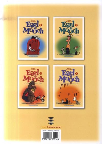 Dos earl et mooch tome 2 - mon maître ce héros