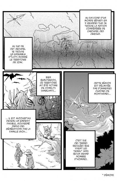 Page 3 vairocana tome 1