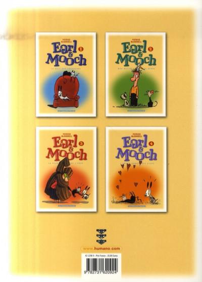 Dos earl et mooch tome 3 - la peau de l'ours