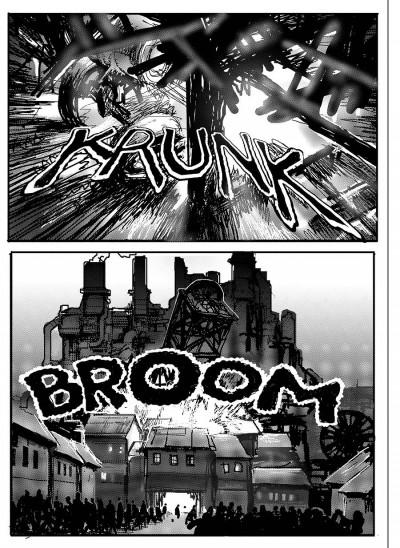 Page 4 lohris des dawnhills tome 1 - le messager des brûmes