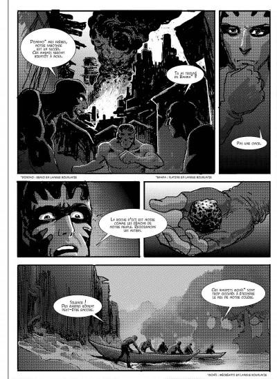 Page 5 lohris des dawnhills tome 1 - le messager des brûmes