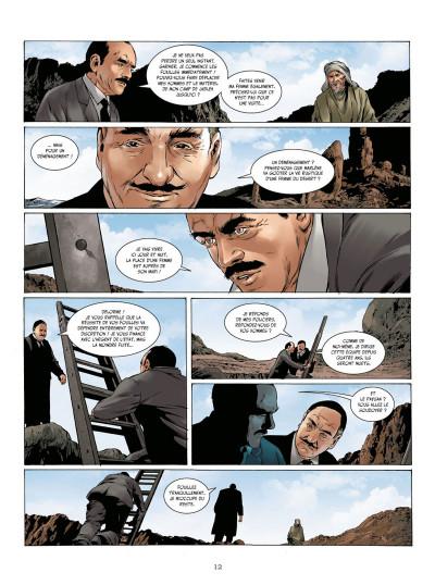Page 0 Sanctuaire Genesis tome 1 - Première Partie