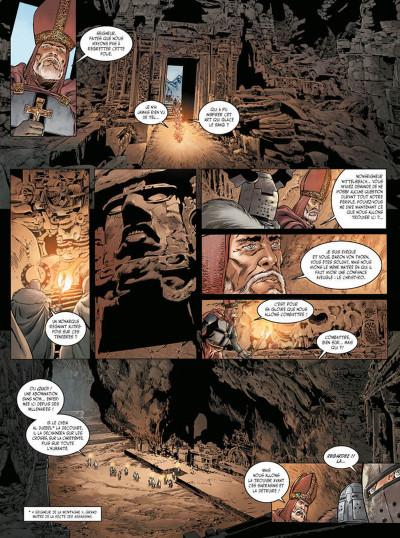 Page 2 Sanctuaire Genesis tome 1 - Première Partie