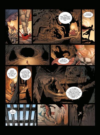 Page 5 Sanctuaire Genesis tome 1 - Première Partie