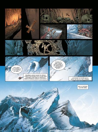 Page 6 Sanctuaire Genesis tome 1 - Première Partie