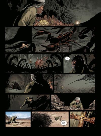 Page 8 Sanctuaire Genesis tome 1 - Première Partie