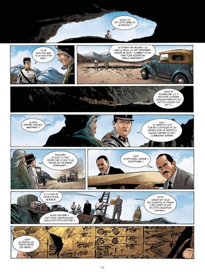 Page 9 Sanctuaire Genesis tome 1 - Première Partie