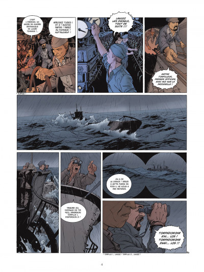 Page 4 carthago tome 2 - l'abysse challenger