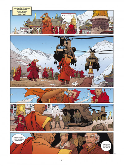 Page 8 carthago tome 2 - l'abysse challenger