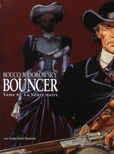 image de bouncer tome 6 - la veuve noire
