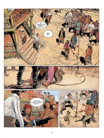 Page 0 bouncer tome 6 - la veuve noire