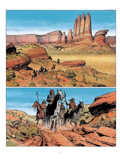 Page 3 bouncer tome 6 - la veuve noire