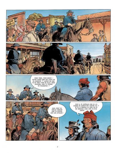 Page 5 bouncer tome 6 - la veuve noire