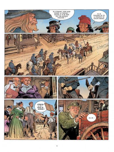 Page 6 bouncer tome 6 - la veuve noire