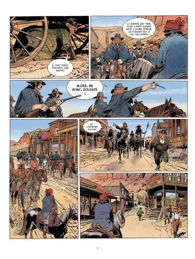 Page 7 bouncer tome 6 - la veuve noire