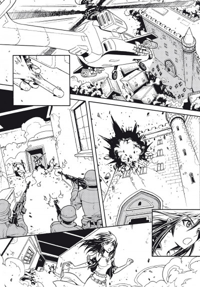 Page 2 omega complex tome 1 - pulsar