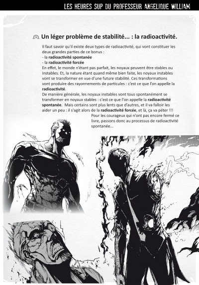 Page 8 omega complex tome 1 - pulsar