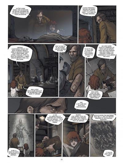 Page 0 le manoir des murmures tome 2 - demian