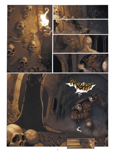 Page 3 le manoir des murmures tome 2 - demian