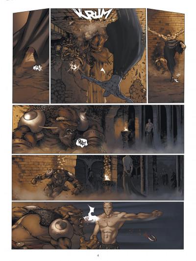 Page 4 le manoir des murmures tome 2 - demian