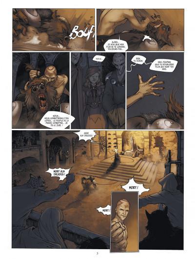 Page 5 le manoir des murmures tome 2 - demian