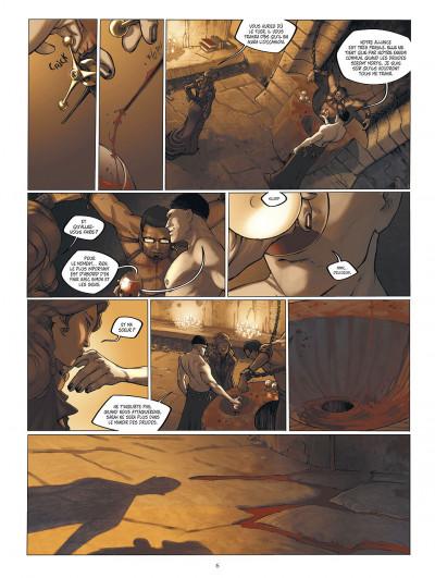 Page 6 le manoir des murmures tome 2 - demian