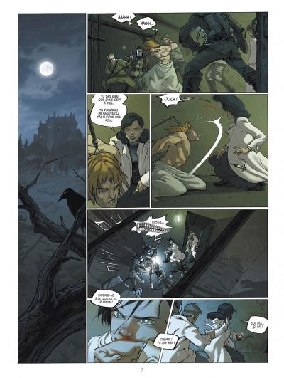Page 7 le manoir des murmures tome 2 - demian