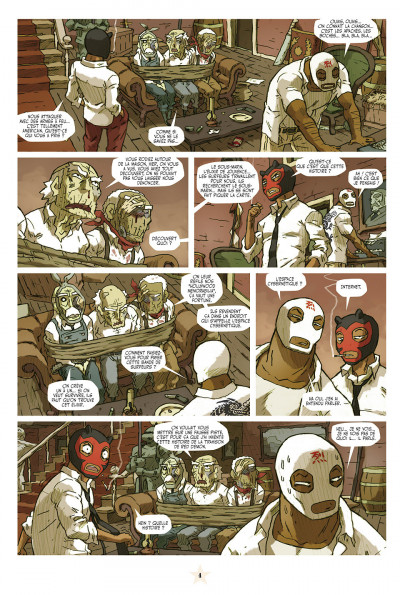 Page 4 lucha libre tome 9 - catchéchisme